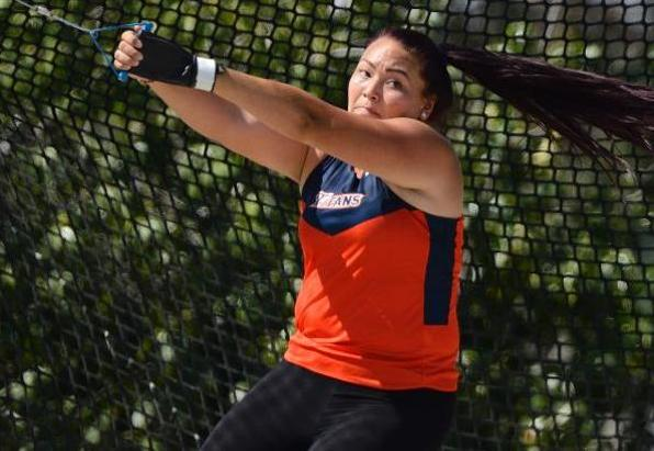 Throwers Highlight Day One of Ben Brown Invitational