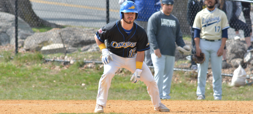 Baseball Upended By Mercy, 8-7