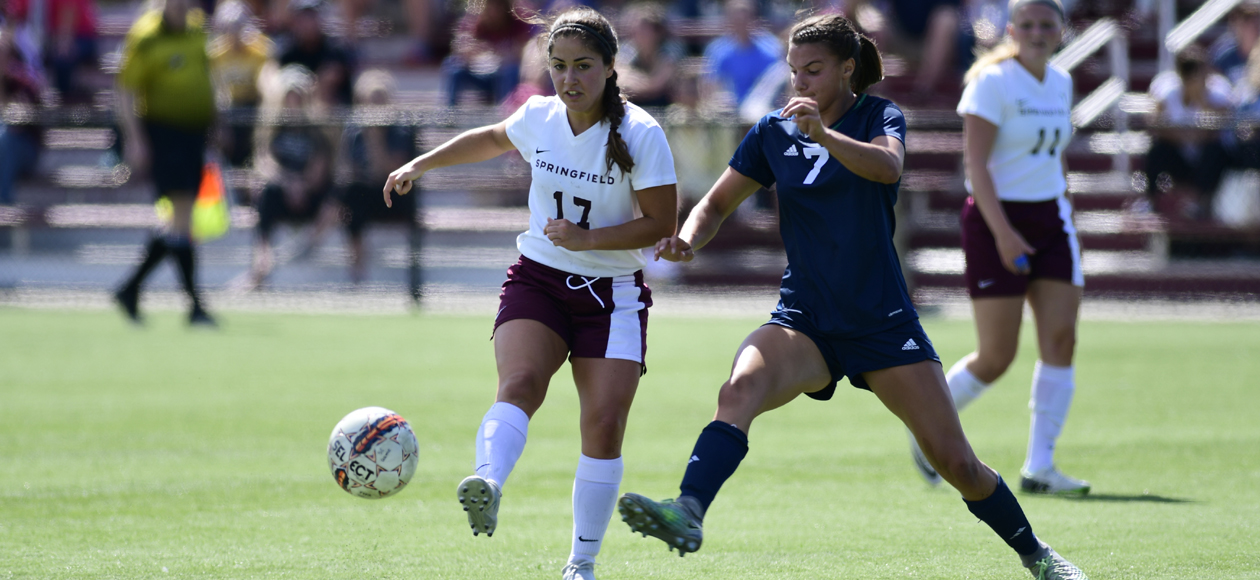 Three Second-Half Goals Leads Women's Soccer Past Endicott, 3-1