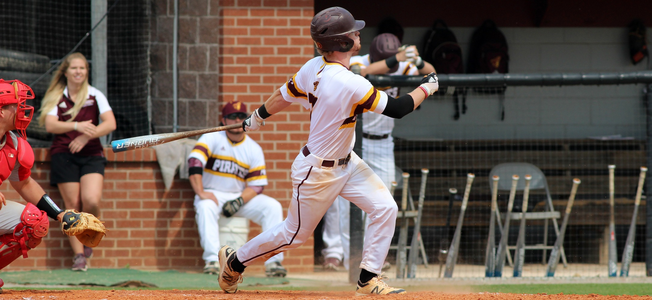 No. 7 North Georgia Sweeps Pirate Baseball On Saturday