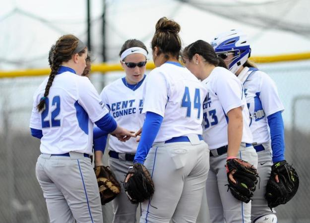 Softball Hosts NEC Home Opener Today