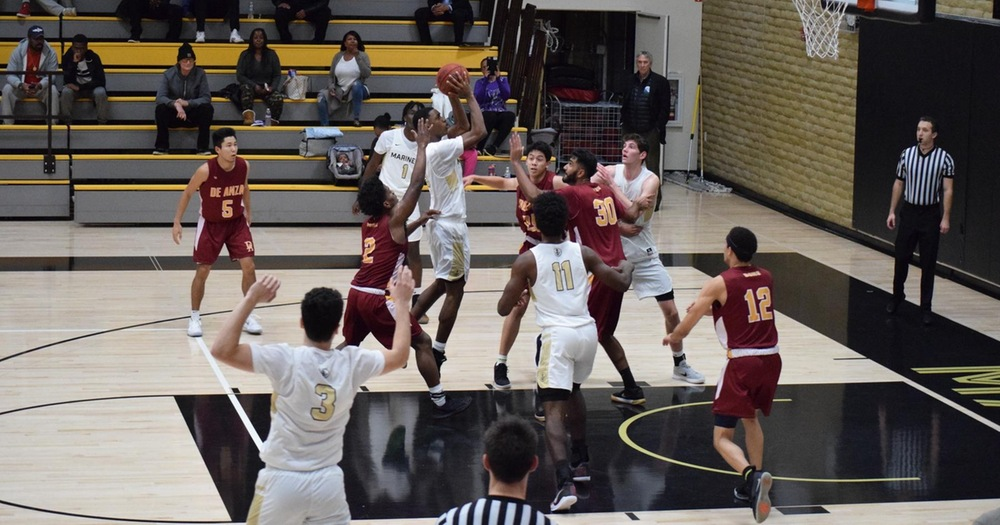 Mariners Suffer First Conference Loss At Hands of Contra Costa 95-71
