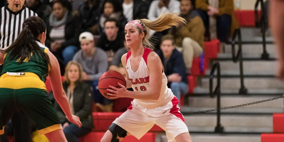 Clark Pushes Past Wellesley in NEWMAC Victory, 60-56