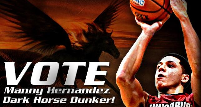 Vote Now to Send Manny Hernandez to National Slam Dunk Contest: Link Included