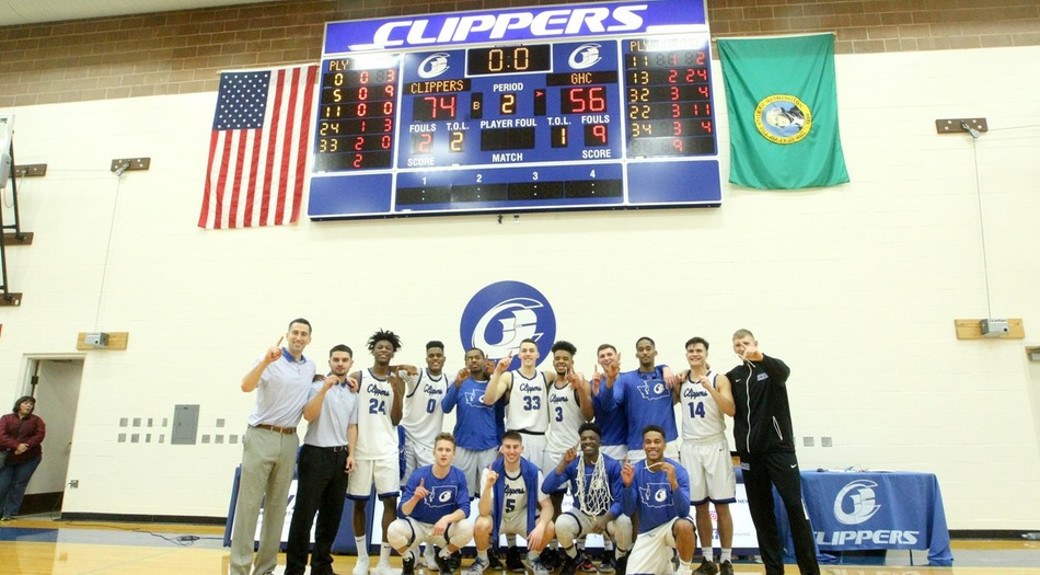 Big second half lifts SPSCC over Grays Harbor, to another NWAC West title
