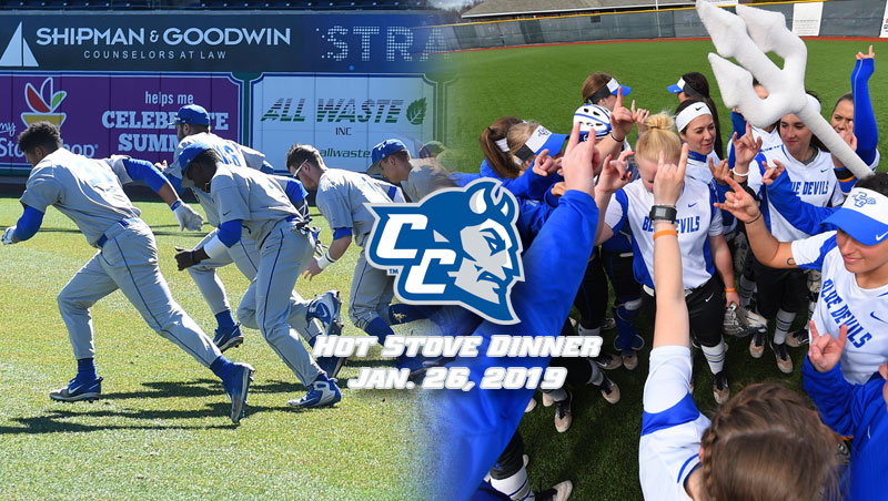 Hot Stove Dinner to Benefit CCSU Baseball & Softball