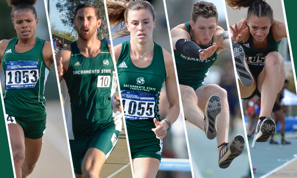 TRACK & FIELD TEAMS AND FIVE INDIVIDUALS EARN NATIONAL ACADEMIC HONOR FROM USTFCCCA