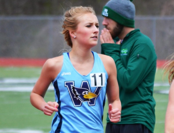 McCaul Wins Two Events at Central Methodist