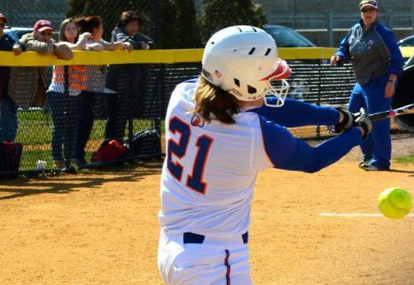 Softball swept at Springfield
