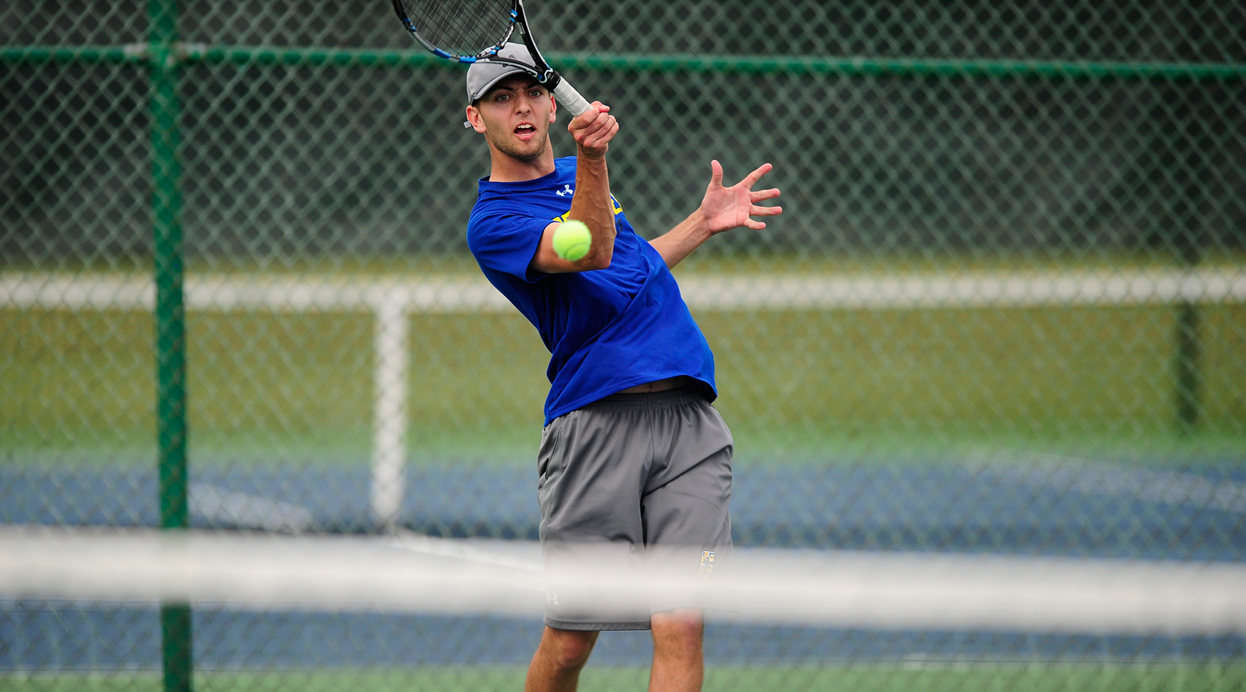 Men's Tennis Opens Spring Break Trip with Triumphs over Carroll, SCAD-Savannah