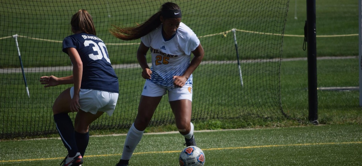 JWU Women's Soccer Posts 3-0 Win Over UMass Dartmouth