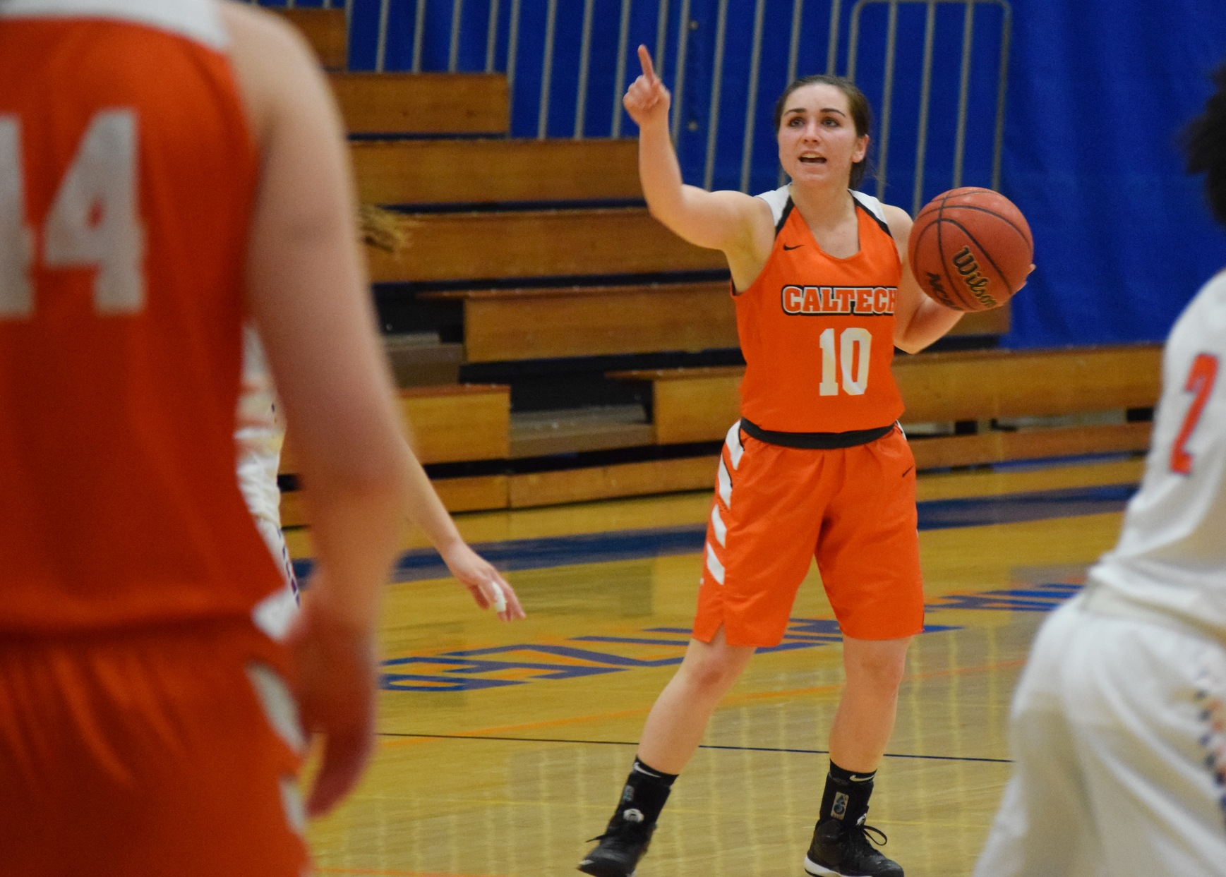 Haleftiras Posts Career-High at Sagehens