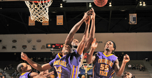 Back-and-forth OVC battle goes to Morehead State, 76-64