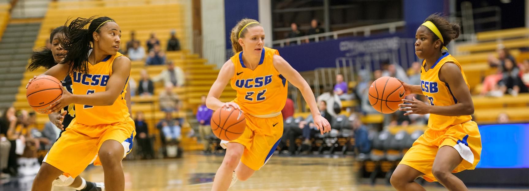 Nesbit, Zornig Earn All-Big West Honorable Mentions, Jemerigbe Named to All-Freshman Team