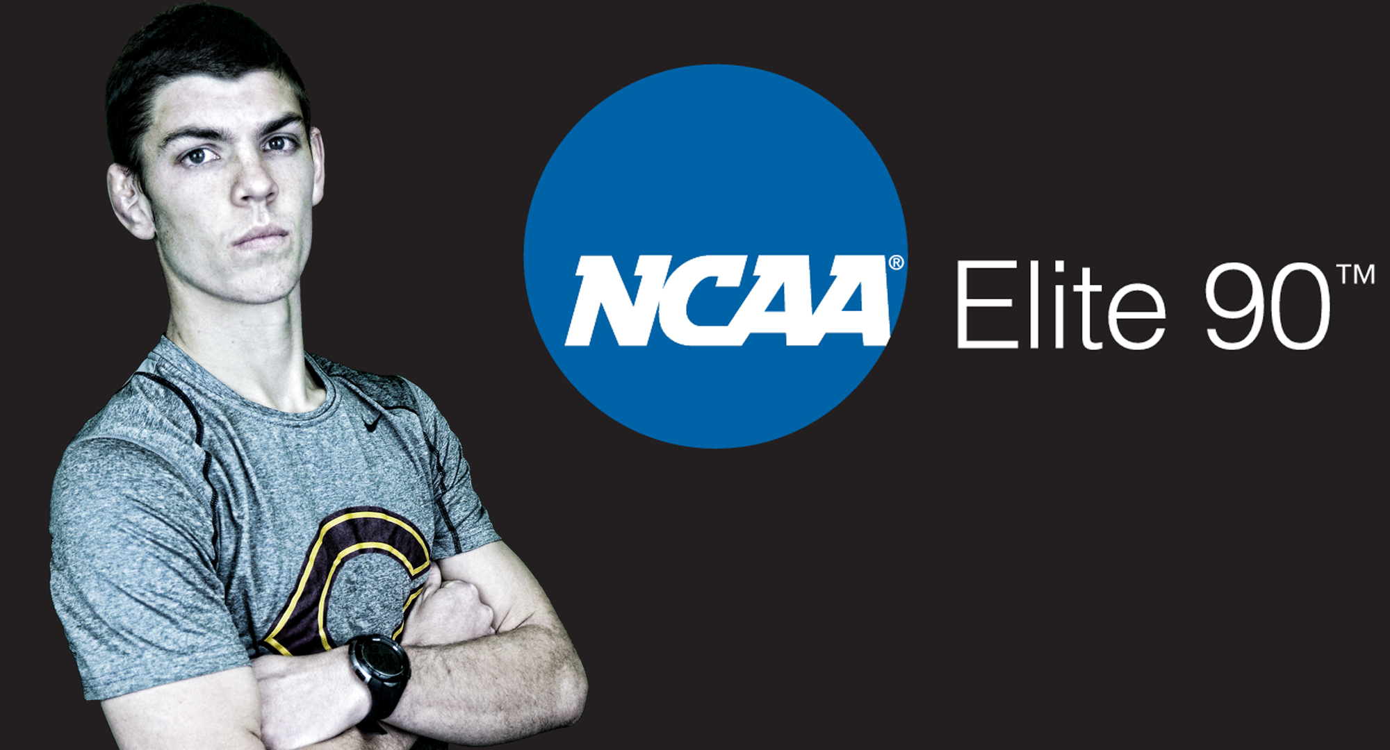 Presler Wins NCAA Elite 90 Award