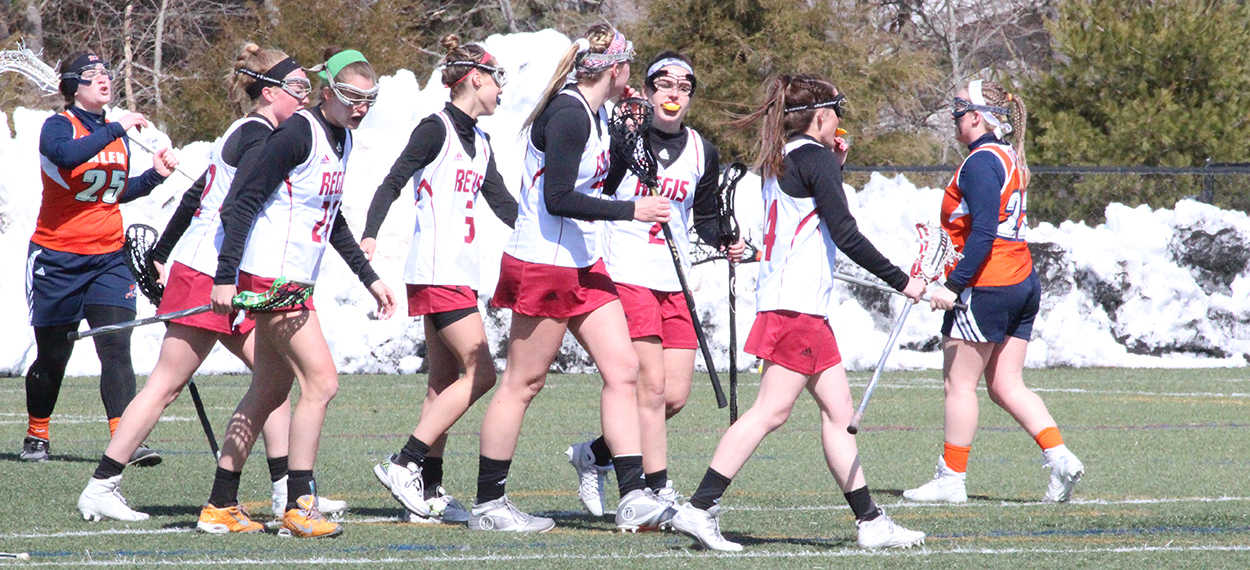 Big First-Half Run Paces Women's Lacrosse To Win Over SVC