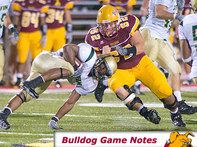 Football Weekly Game Notes: Ashland (Sept. 5)