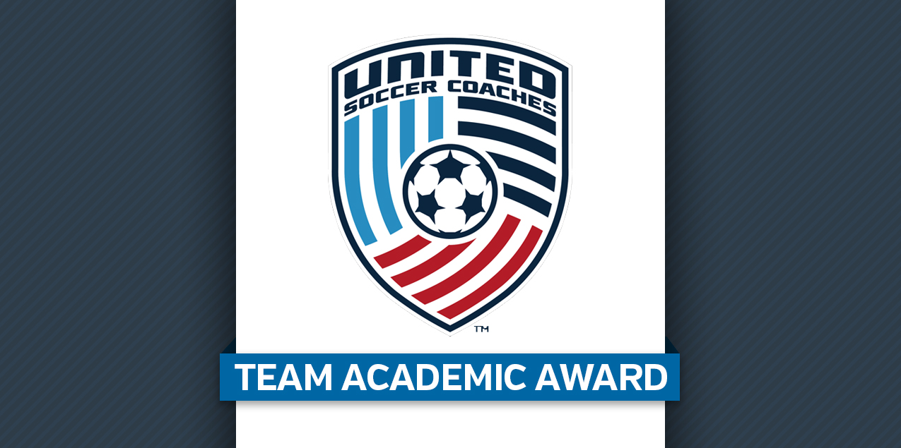 Seven SCAC Soccer Programs Recognized as United Soccer Coaches' Team Academic Award Winners