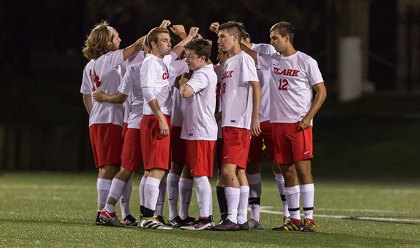 Five From Men's Soccer Named Academic All-Conference
