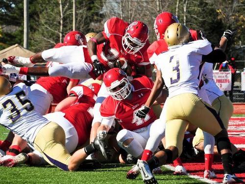 Olivet College Football Team 2013 Olivet College Football