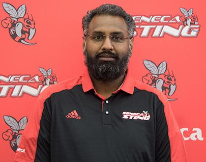 MCNEILY TAKES REIGNS OF SENECA MEN'S BASKETBALL PROGRAM