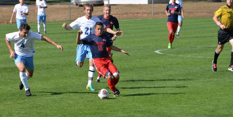 Men's Soccer Drops Overtime Matchup at Northwood, 1-0