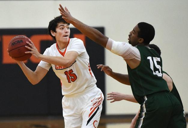 Kawashima Fuels Men's Basketball Rally to 58-50 Win over UCSC