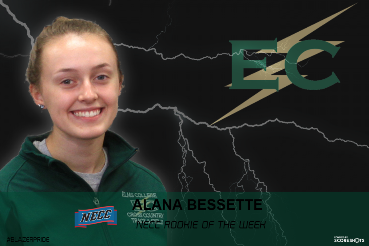 Bessette Claims NECC Rookie Of The Week Honor