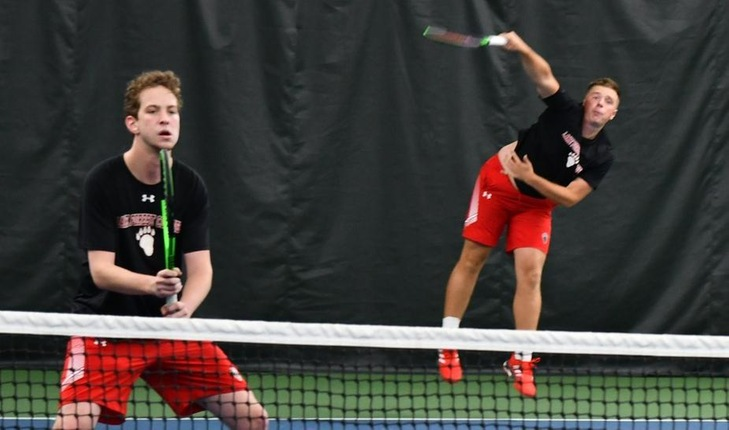 Foresters Start 2019-20 with Doubles Invite