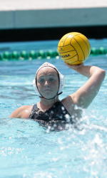 Conversation with Water Polo's Amy Lamb