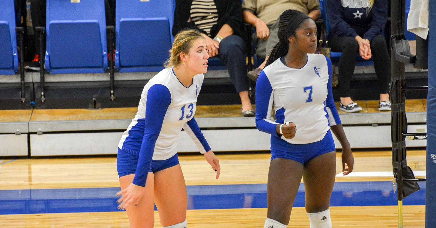 Offense Shines as Volleyball Rebounds over Embry-Riddle