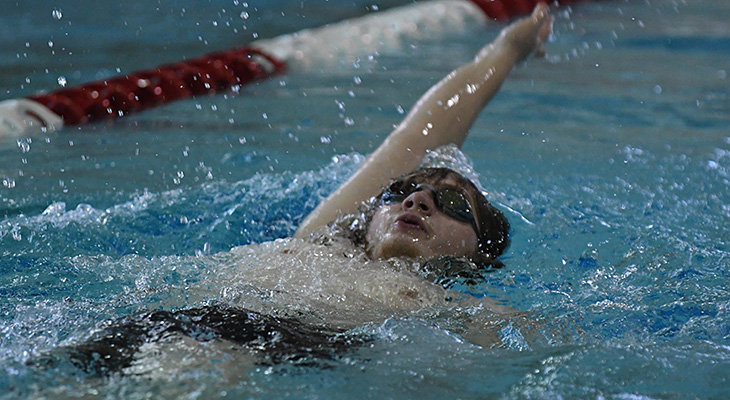Men's Swimming Defeated By Utica College
