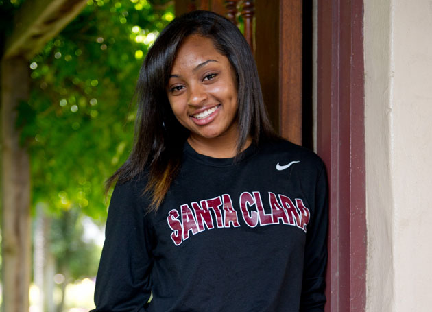 Introducing Santa Clara Basketball Freshman Tyler Woods!