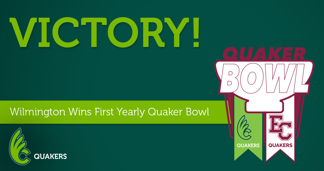 Wilmington Claims First Yearly Quaker Bowl in Rivalry With Earlham