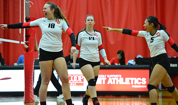 Volleyball To Face Montclair State In NCAA Tournament
