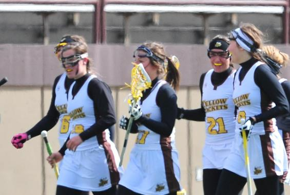 BW women's lacrosse is advancing to the OAC Finals
