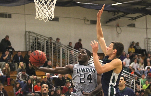 Lyndon remains unbeaten in NAC play