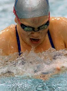 Blue Swimming & Diving Defeats Mount Holyoke