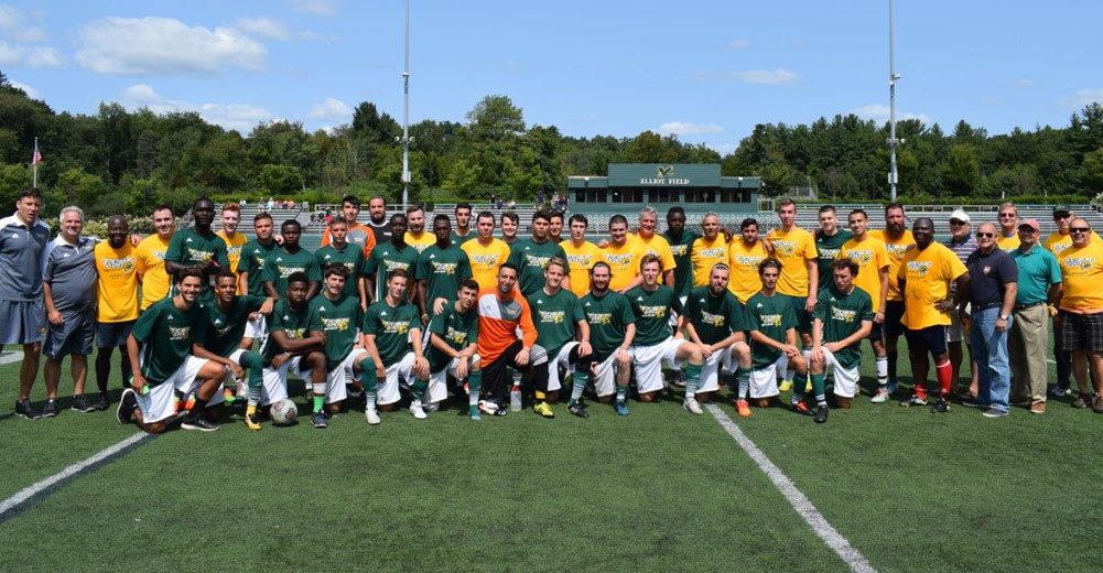 Men's Soccer Alumni Game Slated for August 24th