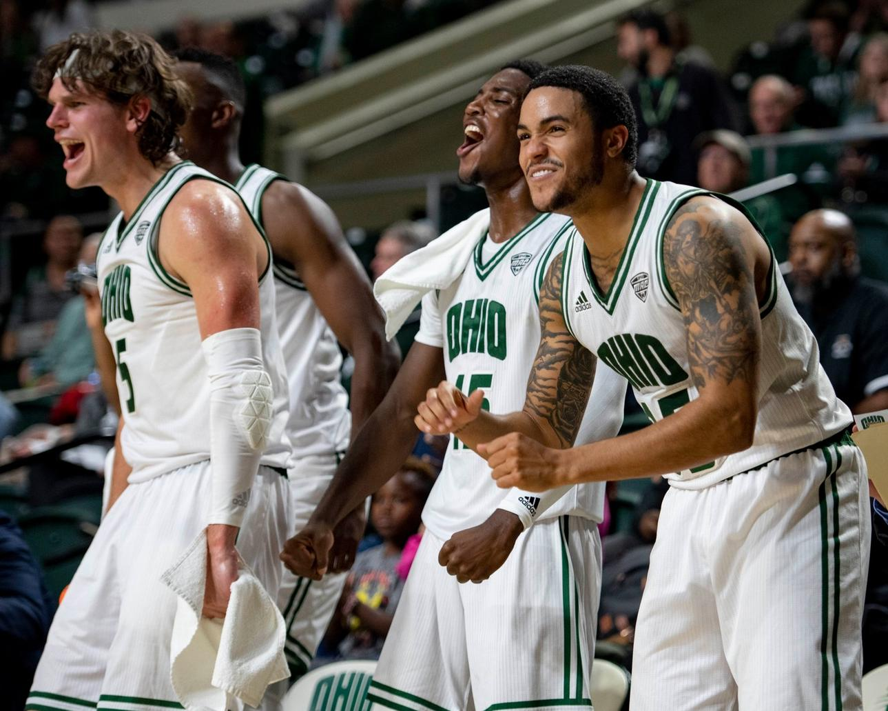 Ohio Men's Basketball Opens 2019 Myrtle Beach Invitational Against No. 24 Baylor