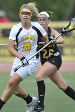 Ashley Stodter is one of six Retrievers with at least three goals so far this season.