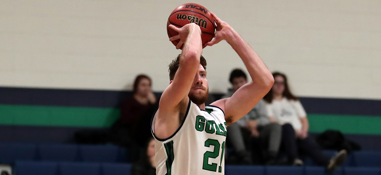 Nichols Outlasts Men's Basketball, 76-69
