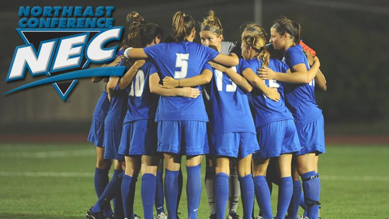 Women's Soccer Tabbed 4th in NEC
