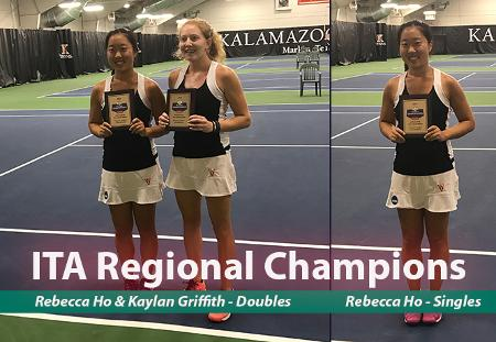 Washington University Sweeps ITA Central Regional Titles
