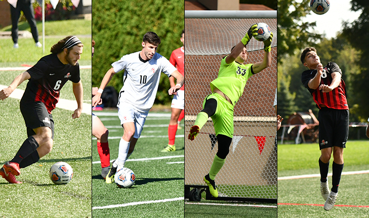 Four Foresters Named All-MWC