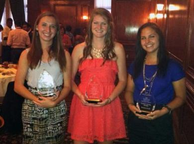 Women's Soccer Hands Out Awards at Postseason Banquet