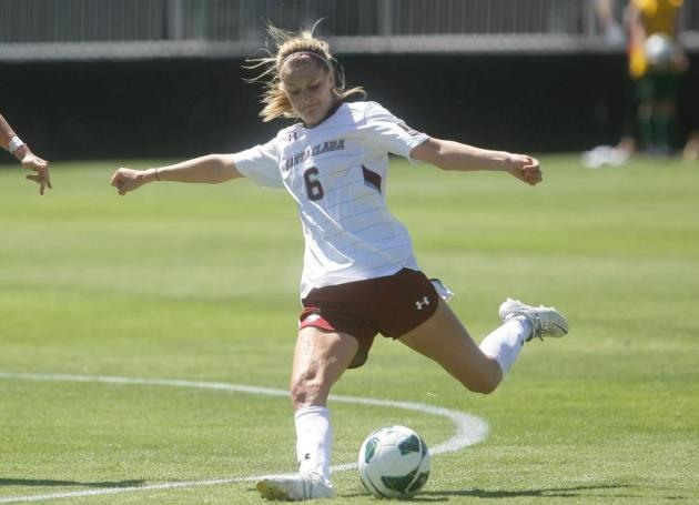 Women's Soccer To Host Gonzaga at Buck Shaw