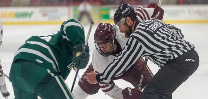 Colgate surrenders one goal, falls to Dartmouth