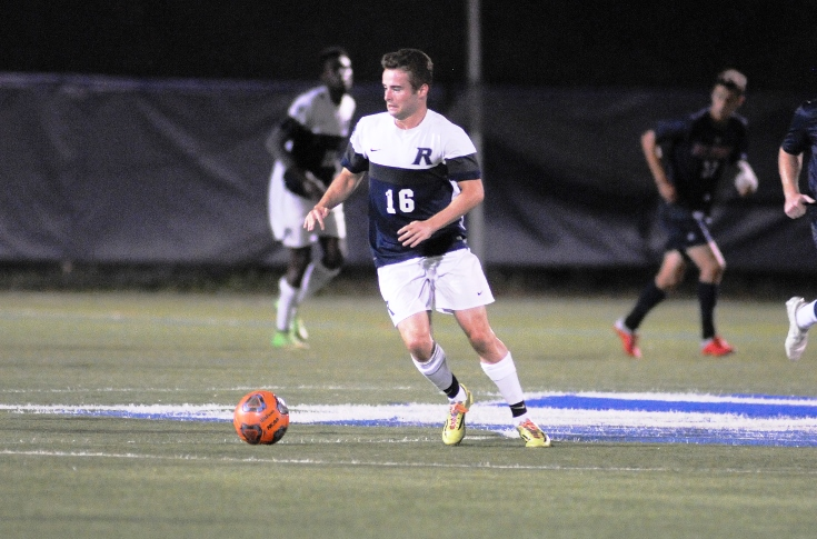 Men's Soccer: Atwood, Raiders stumble in loss to Pine Manor