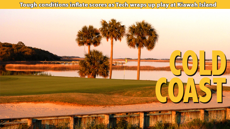 Tech women finish 30th at Kiawah Island Classic; Las Vegas is next